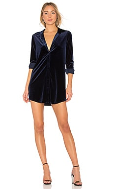Vella Velvet Mini Dress