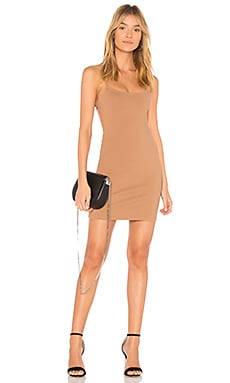Solene Backless Mini Dress