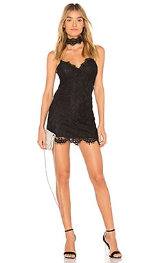 Mika Lace Mini Dress by the way. $42