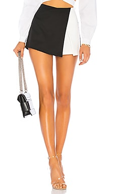 Aaleyah Two Tone Wrap Skort by the way. $48 BEST SELLER