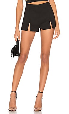 Jene High Waisted Shorts superdown $52