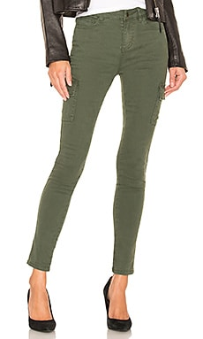 Kate Skinny Cargo Jeans by the way. $40