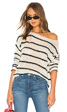 Eden Striped Sweater by the way. $66