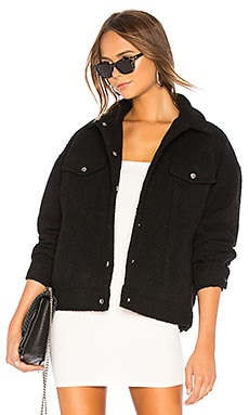 Margot Oversized Jacket by the way. $128