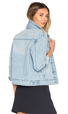 CHAQUETA DENIM HEARTBREAKER