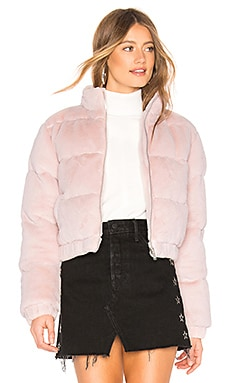 Adalynn Zip Up Puffer superdown $96