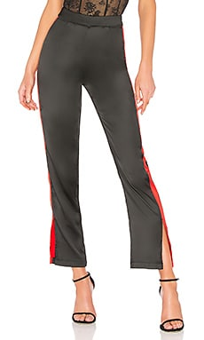 Lynna Side Slit Track Pant by the way. $52