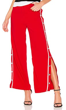 Bonnie Side Snap Track Pant by the way. $33