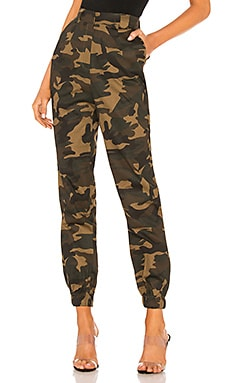 Jordan Slim Elastic Camo Pants superdown $72