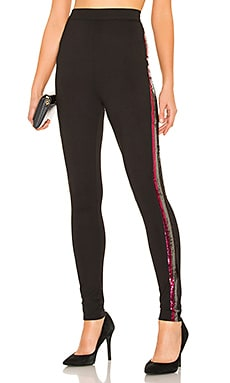 Normani Stripe Sequin Stripe Legging by the way. $44