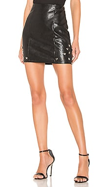 Nikki Faux Leather Skirt by the way. $66 BEST SELLER