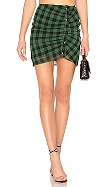 Alec Snap Up Skirt by the way. $45
