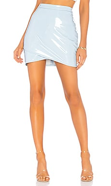 Helen Vinyl Skirt by the way. $48 NEW ARRIVAL
