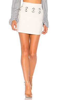 Venetia Mini Skirt by the way. $32