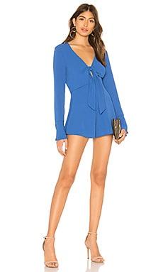 Купить Ромпер jolie - by the way. синего цвета
