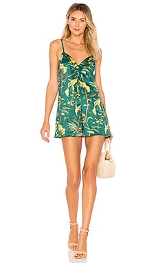 Frankie Tropical Romper superdown $64 BEST SELLER