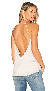 Margot Backless Cami in Champagne