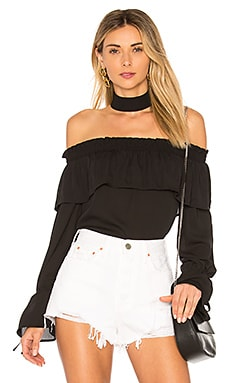 Olive Off Shoulder Top
