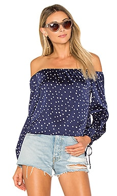 Lala Off Shoulder Blouse