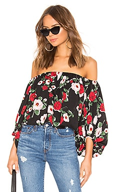 Shelia Off Shoulder Top by the way. $44