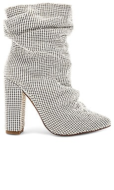 Crystal Chainmail Bootie by the way. $128 BEST SELLER