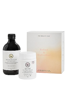Radiant & Replenished Kit The Beauty Chef $89