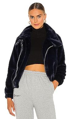 Orlando Faux Fur Jacket Bubish $203