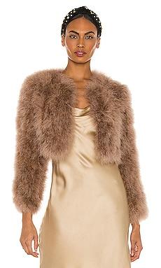 Manhattan Faux Fur Jacket Bubish $345