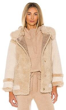 Ellie Fur Jacket Bubish $274