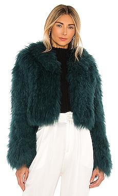 London Fur Jacket Bubish $266