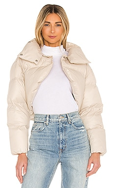 Elara Bolero Puffer Jacket Bubish $189