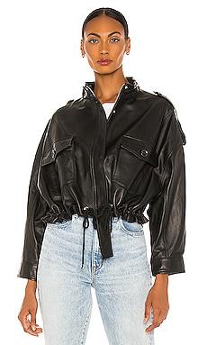 Savannah Leather Jacket Bubish $420