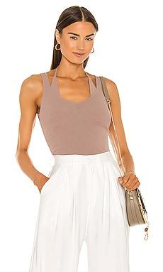 Rumi Knit Bikini Tank Bubish $145