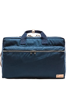 Buddy 2 Way Fang Bag in Navy
