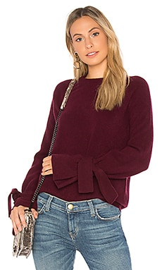 The Tie Top Sweater