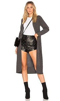 Blouson Sleeve Duster Cardigan