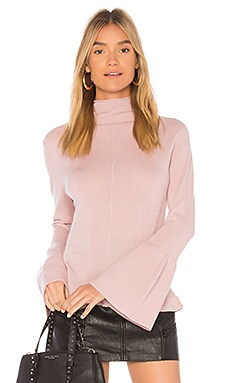x REVOLVE The Bell Sleeve Sweater