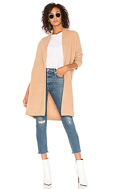 The Long Felted Duster BROWN ALLAN $137