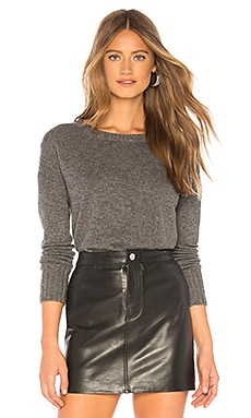 The Cropped Crew Sweater SWTR $86