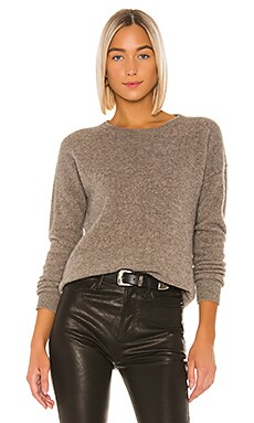 Keyhole Back Crew Sweater SWTR $202 NEW ARRIVAL