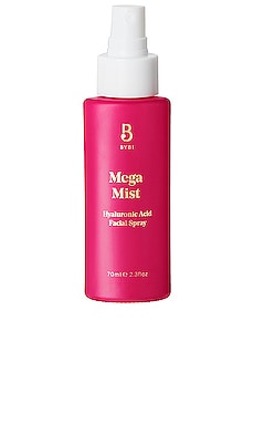 Mega Mist Hyaluronic Acid Facial Spray BYBI Beauty $36