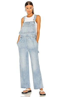 The Kenny Relaxed Overall Boyish $188