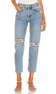 The Tommy Straight Leg Jean Boyish $168
