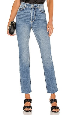 The Dempsey Straight Leg Jean Boyish $158