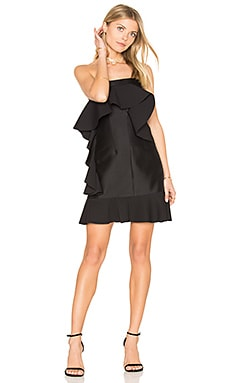 Tess Angel Frill Mini Dress