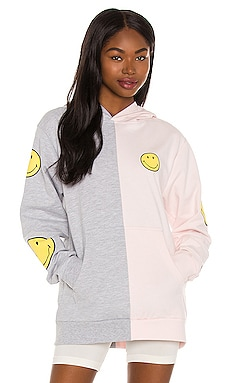 SWEAT À CAPUCHE SMILE FOR ME By Samii Ryan $80