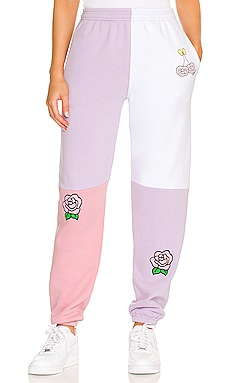 x Esther Bunny Thinking of You Sweatpant By Samii Ryan $76