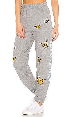 Head In The Clouds Sweatpants By Samii Ryan $68