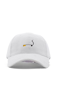 Fleece Cigarette Baseball Cap