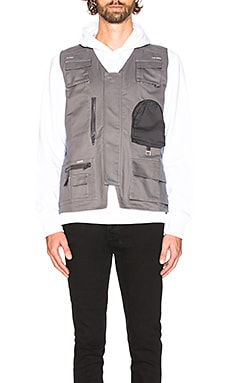 Workwear Utility Vest C2H4 $110
